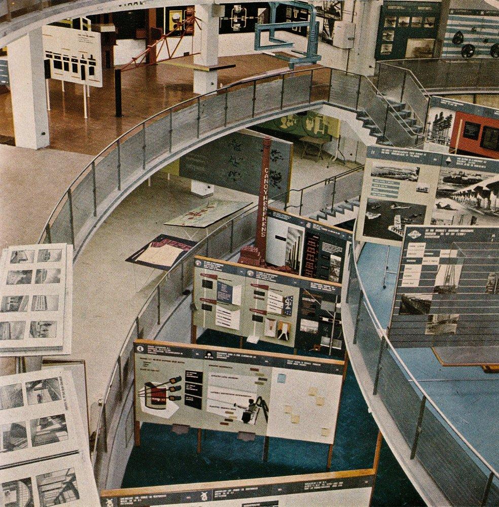 1955-expositie
